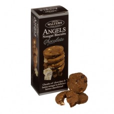 Angels Chocolate Biscuit Nougat 150g