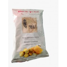 OUT OF AFRICA HONEY MACADAMIA 250GM