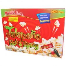 Mt  Jalapeno Hot andSpicy Popcorn 240g