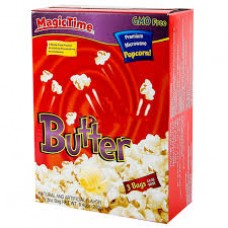 MAGIC TIME BUTTER POPCORN 240GMS