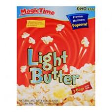 MAGIC TIME LIGHT BUTTER POPCORN 240GMS