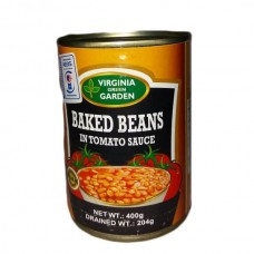 Virginia baked beans in Tomato 400gm