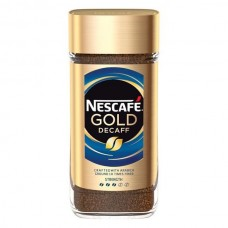 NESCAFE GOLD BLEND DECAF COFFEE 100GMS