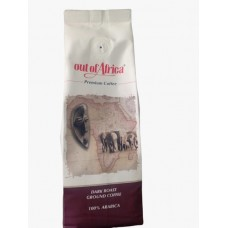 OUT OF AFRICA GROUND COFFEE 500GM