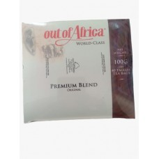 OUT OF AFRICA PREMIUM TEA BAGS 100GM