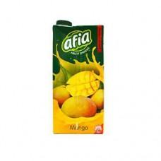 Afia Mango Juice Tetra 1 Litre