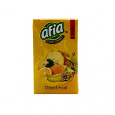 Afia Mixed Fruit Tetra 250ml