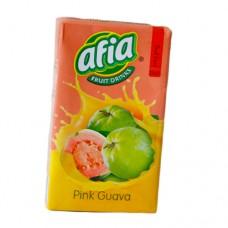 Afia Pink Guava 250ml Tetra