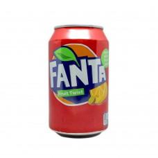 FANTA FRUIT TWIST SODA 330ML