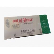 GREEN TEA BAGS 50GM