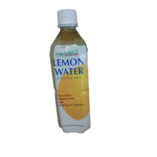 ISOTONIC LEMON WATER 500ML