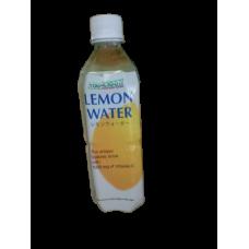 ISOTONIC LEMON WATER 500ML