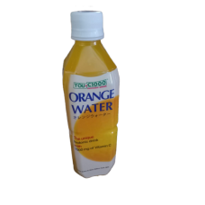 ISOTONIC ORANGE WATER 500ML