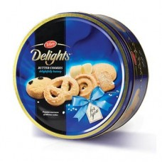 Delight Butter Cookies 810g