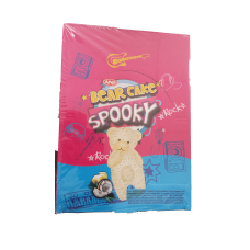SPOOKY BEAR COCONUT WHITE CHOCOLATE